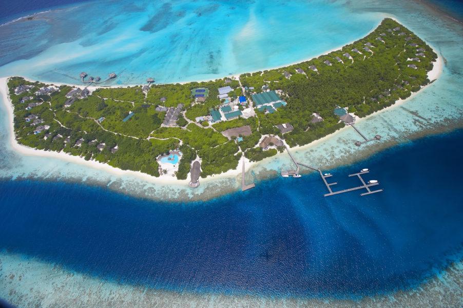 Inseln Soneva Fushi & Island Hideaway 1
