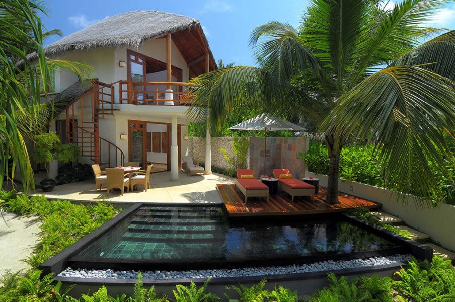 Malediveninsel Halaveli 1