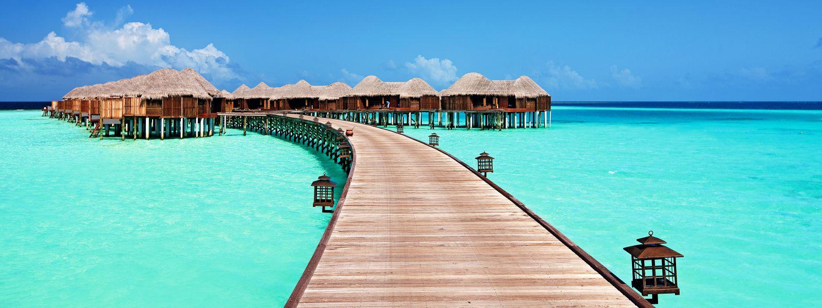 Constance Halaveli Wasservillen Malediven