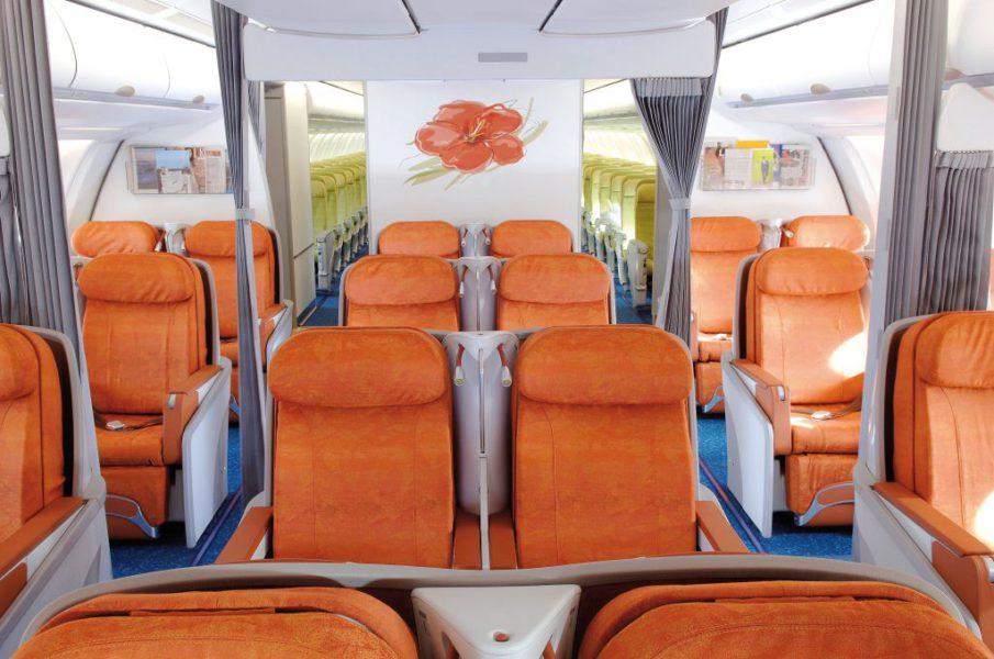 Unverbindliche Sitzplatzreservierung 1