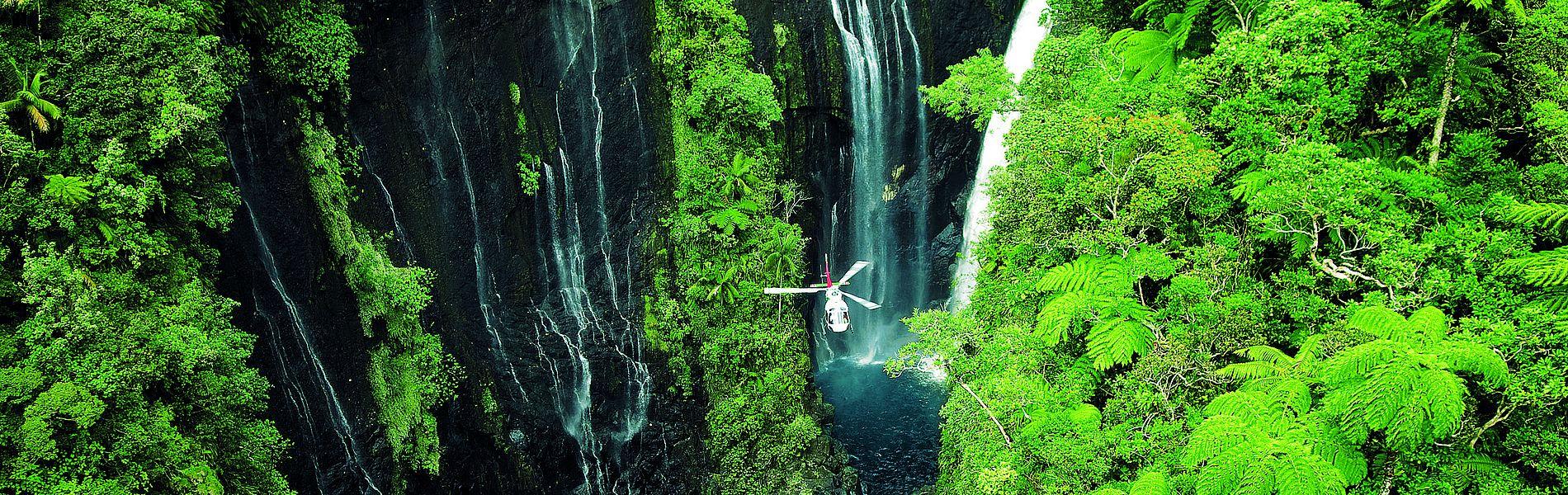 Eine Trauminselreise auf La Réunion