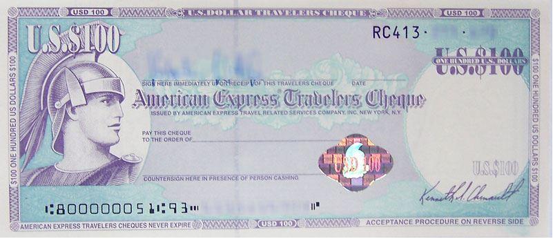 Reiseschecks werden auf den Malediven nicht akzeptiert 1