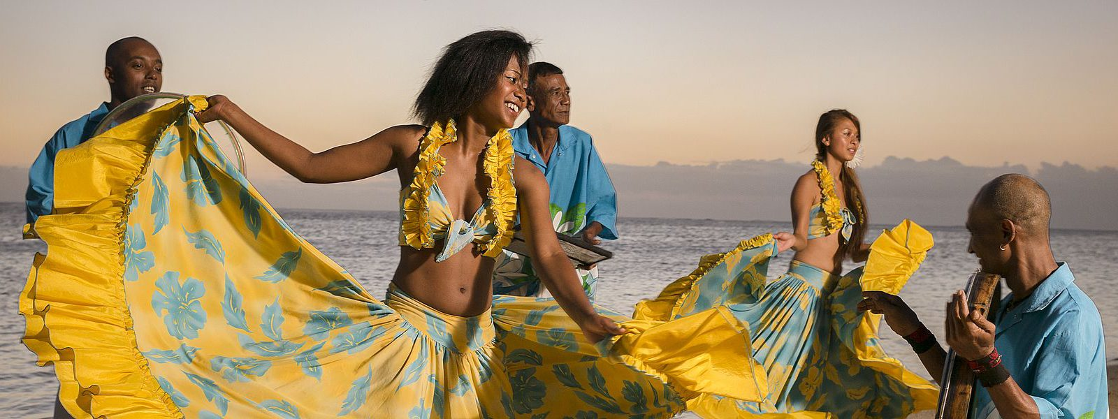 Mauritius bietet mehr als weiße Strände