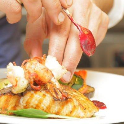 Zubereitung eines raffinierten Dinners, Shanti Maurice, Creative Commons