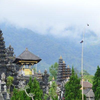 Besakih-Tempel, Bali, Indonesien