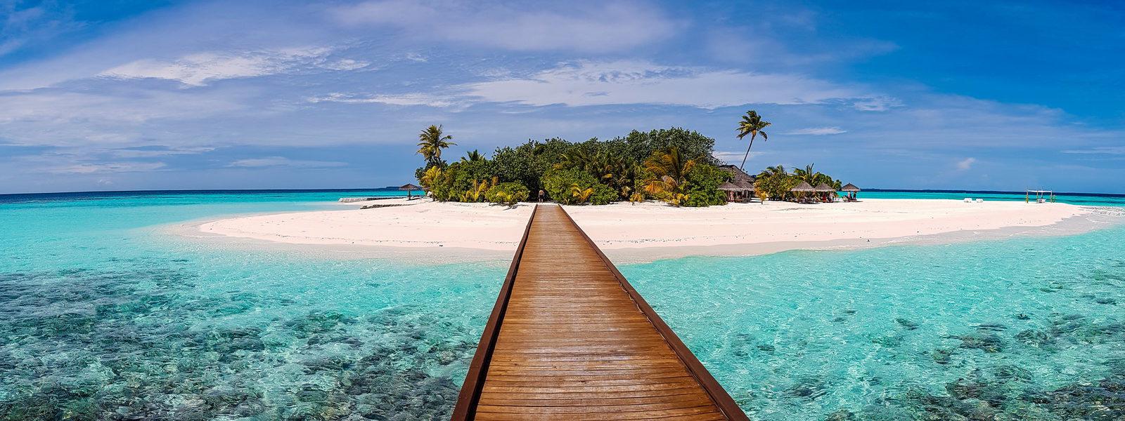 Reiseschecks werden auf den Malediven nicht akzeptiert