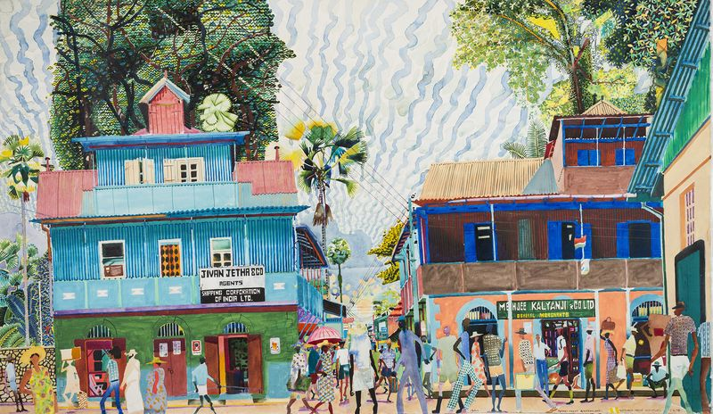 Der Maler Michael Adams 8