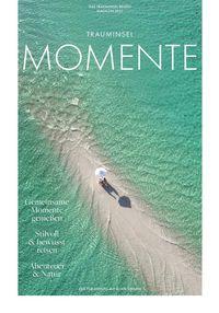 Cover Trauminsel Reisen Magazin