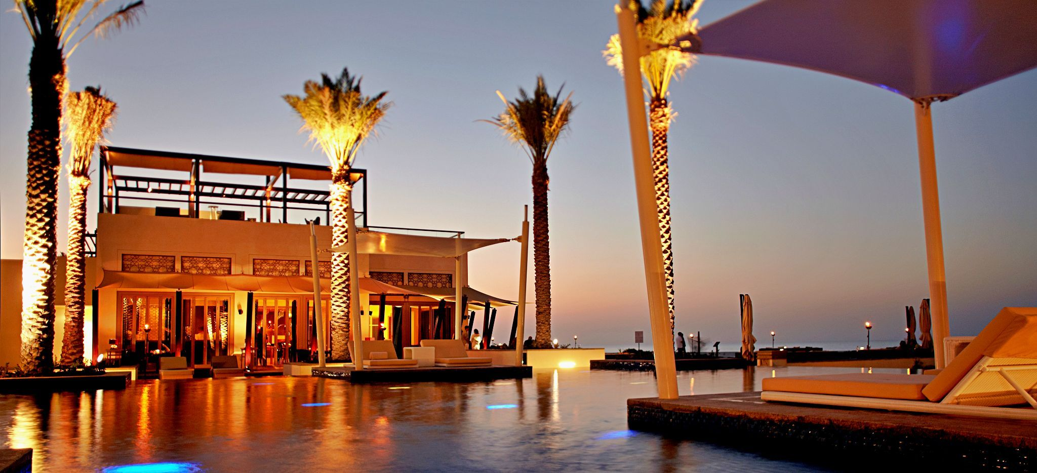Hotelzimmer Beach House im Hotel Park Hyatt Abu Dhabi