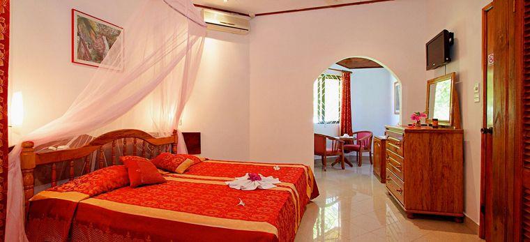 Schlafzimmer eines Standard Rooms
