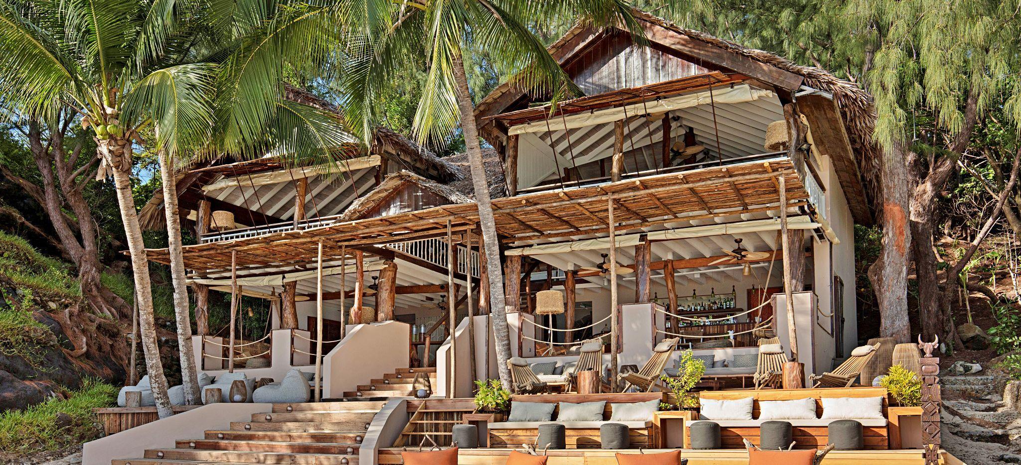 Restaurant des Constance Tsarabanjina
