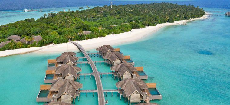 Das Hotel Vakkaru, Malediven