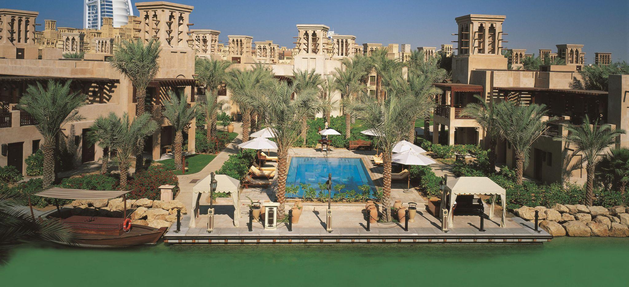 Hotel Madinat Jumeirah Dar Al Masyaf Skyline
