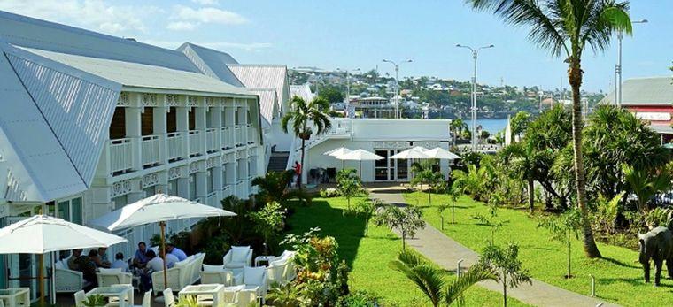"Ein Überblick über das Hotel ""Villa Delisle"" auf La Réunion"