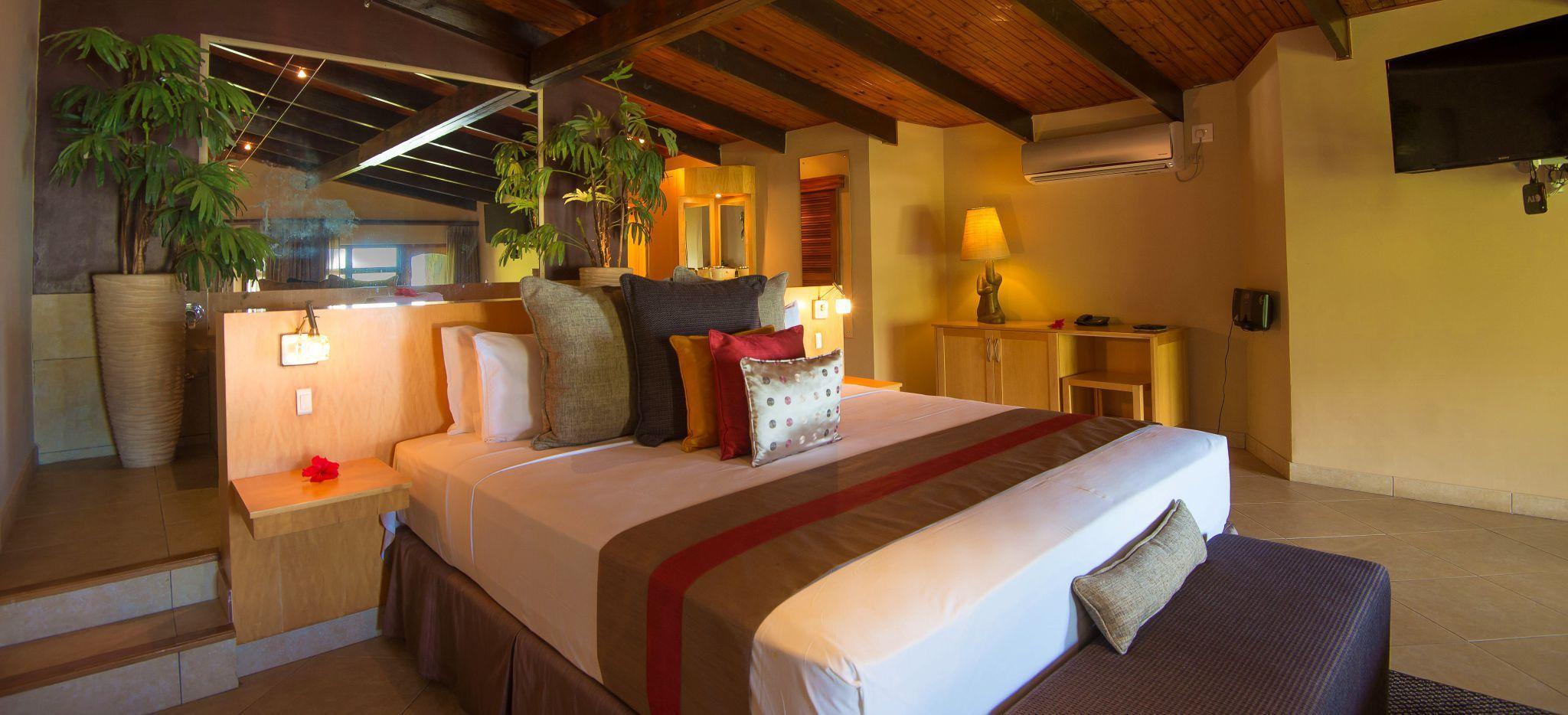 Black Parrot Junior Suite, Hotelzimmer im Hotel Coco de Mer