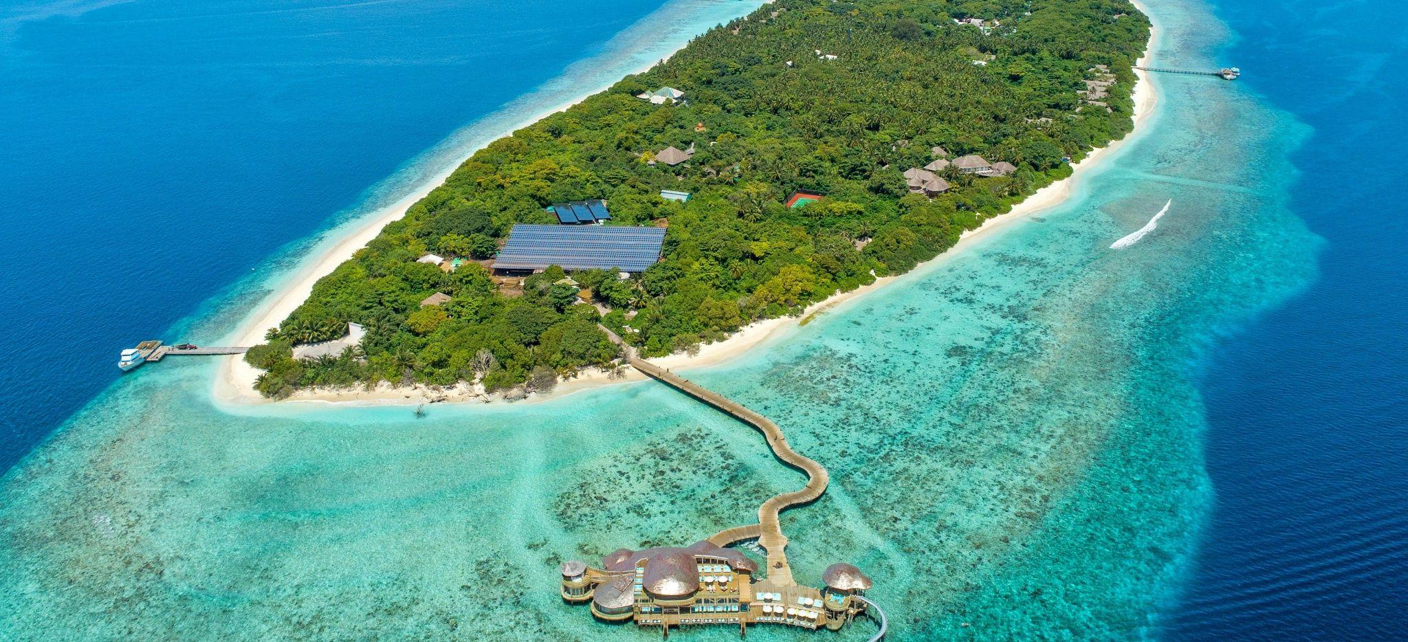 "Die Malediveninsel ""Soneva Fushi"""