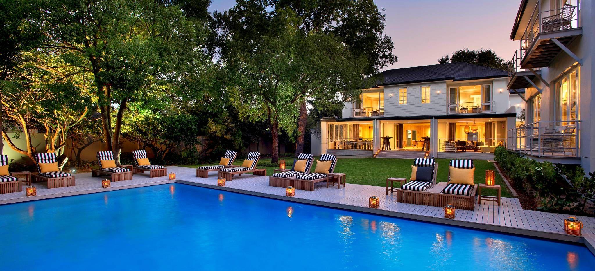 Ein Hotel mit beheiztem Pool, Hotel: Athol Place, Kapstadt, Südafrika