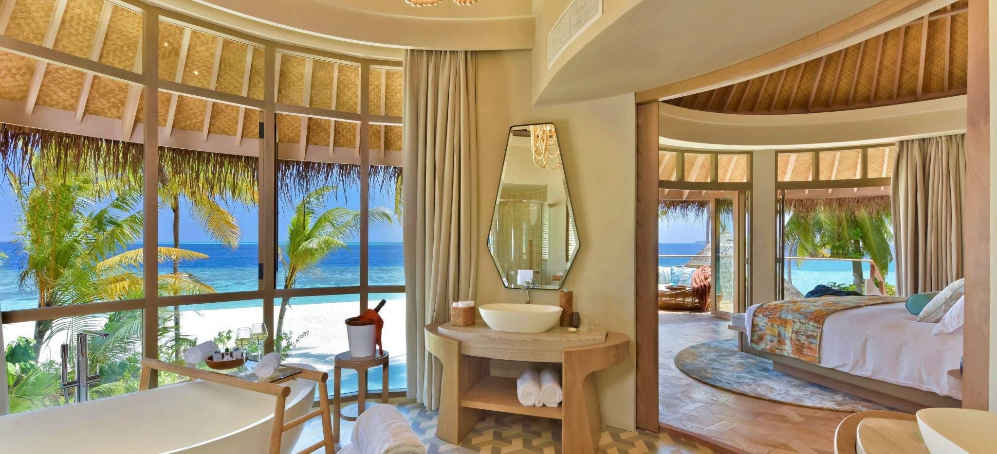 Beach Residence, 1. Stock, Badezimmer