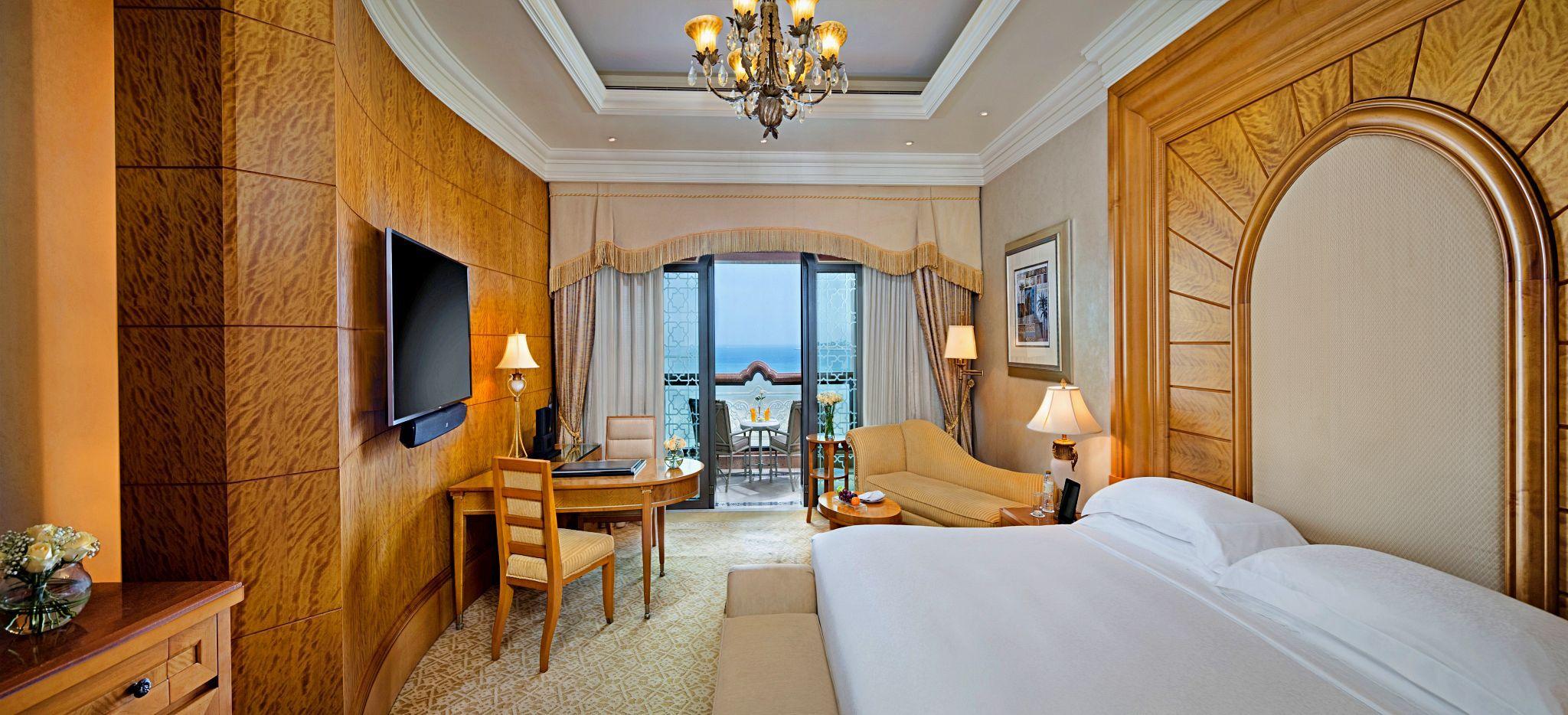 Diamond Room Hotelzimmer im Emirates Palace Abu Dhabi