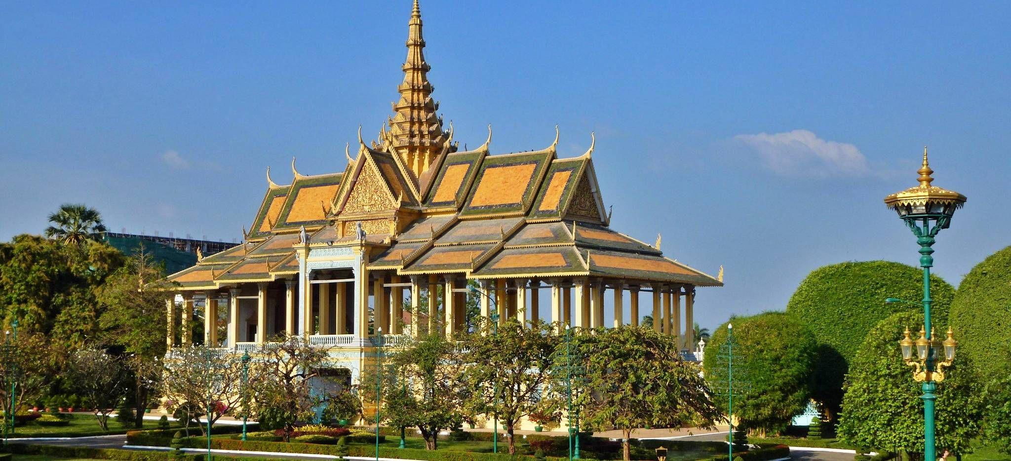 Kambodschanisch-Buddhistischer Tempel